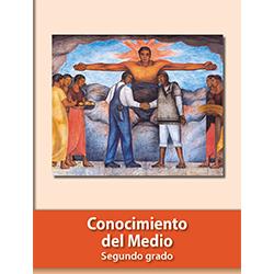Libro de Conocomiento del Medio Segundo 2 Grado Primaria