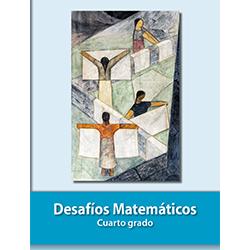 Libro de Desafios Matematicos Cuarto 4 Grado Primaria
