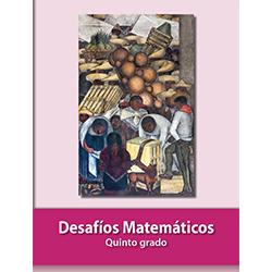 Libro de Desafios Matematicos Quinto 5 Grado Primaria