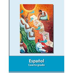 Libro de Español Cuarto 4 Grado Primaria