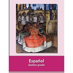 Libro de Español Quinto 5 Grado Primaria