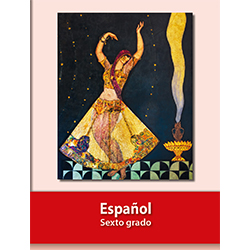 Libro de Español Sexto 6 Grado Primaria