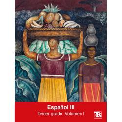 Libro de Español Volumen I Tercer 3 Grado Secundaria