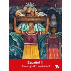 Libro de Español Volumen II Tercer 3 Grado Secundaria