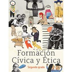 Libro de Formacion Civica y Etica Segundo 2 Grado Primaria