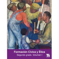 Libro de Formacion Civica y Etica Volumen I Segundo 2 Grado Secundaria