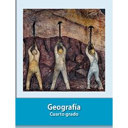 Libro de Geografia Cuarto 4 Grado Primaria