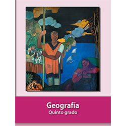 Libro de Geografia Quinto 5 Grado Primaria