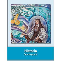 Libro de Historia Cuarto 4 Grado Primaria