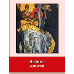 Libro de Historia Sexto 6 Grado Primaria