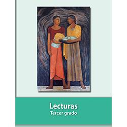 Libro de Lecturas Tercer 3 Grado Primaria