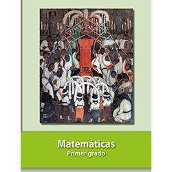 Libro de Matematicas Primer 1 Grado Primaria