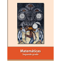 Libro de Matematicas Segundo 2 Grado Primaria