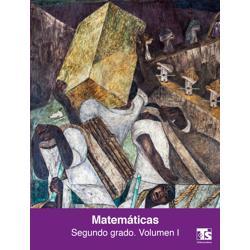 Libro de Matematicas Volumen I Segundo 2 Grado Secundaria