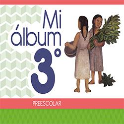 Libro de Mi Album Tercer 3 Grado Preescolar